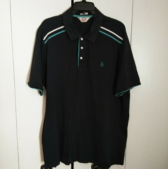 ba66590c2 Original Penguin Shirts | Penguin Classic Fit Shirt Size Xxl | Poshmark